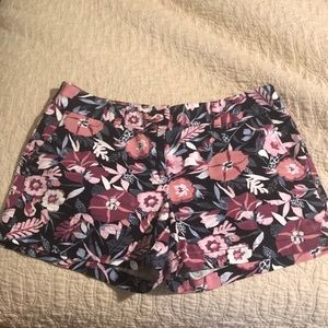 Print shorts - loft outlet